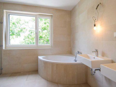 Badezimmer Wohnhaus An der alten Donau