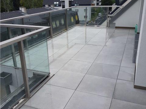 BVH Großenzersdorfer Straße: Terrasse