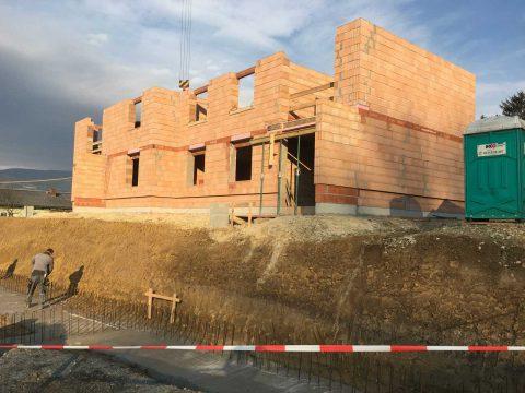 Neubau einer Wohnsiedlung in der Oststeiermark