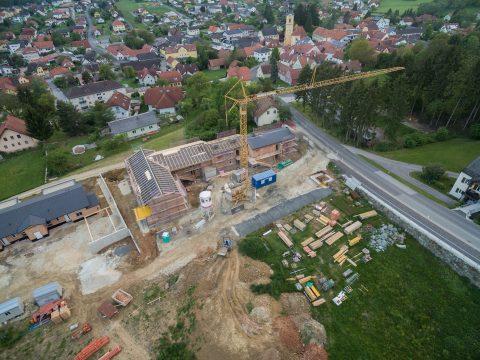 Wohnhausanlage in Grafendorf