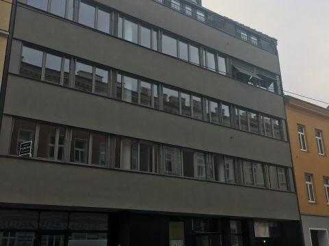 Geschäftsgebäude Wien